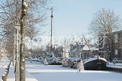 wintergrachten in Meppel