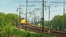 Treinverkeer bij Meppel